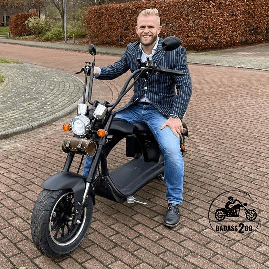 Badass2go verhuur scooters steenwijk