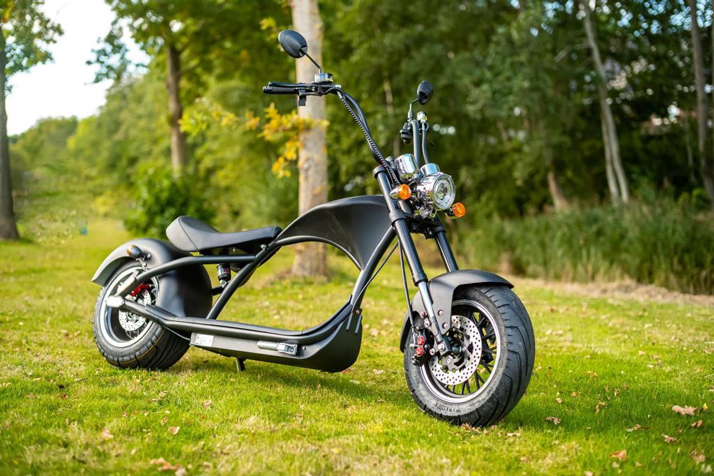 badass2go huur nu elektrische scooter