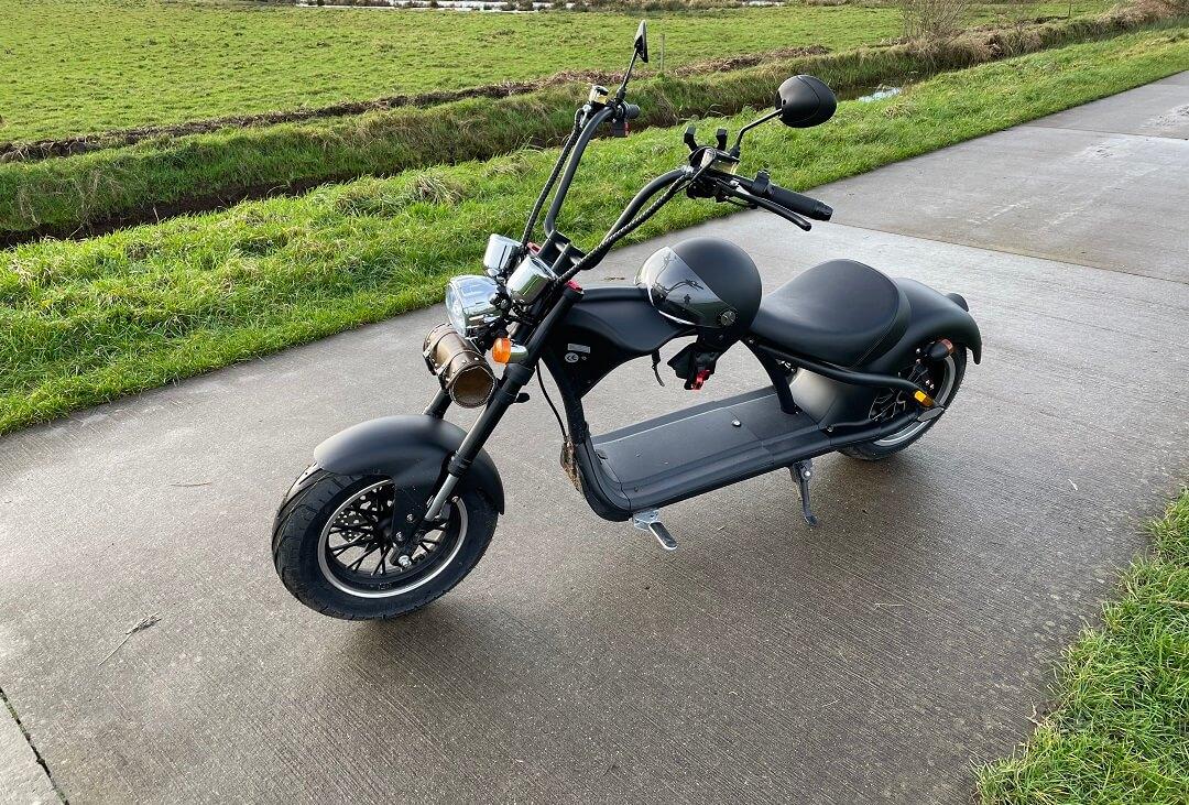 in steenwijk een elektrische scooter huren