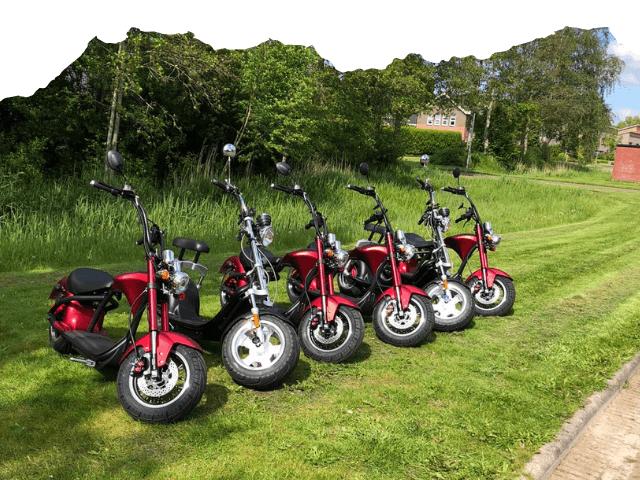 echopper huren in peize elektrische scooter huren in peize